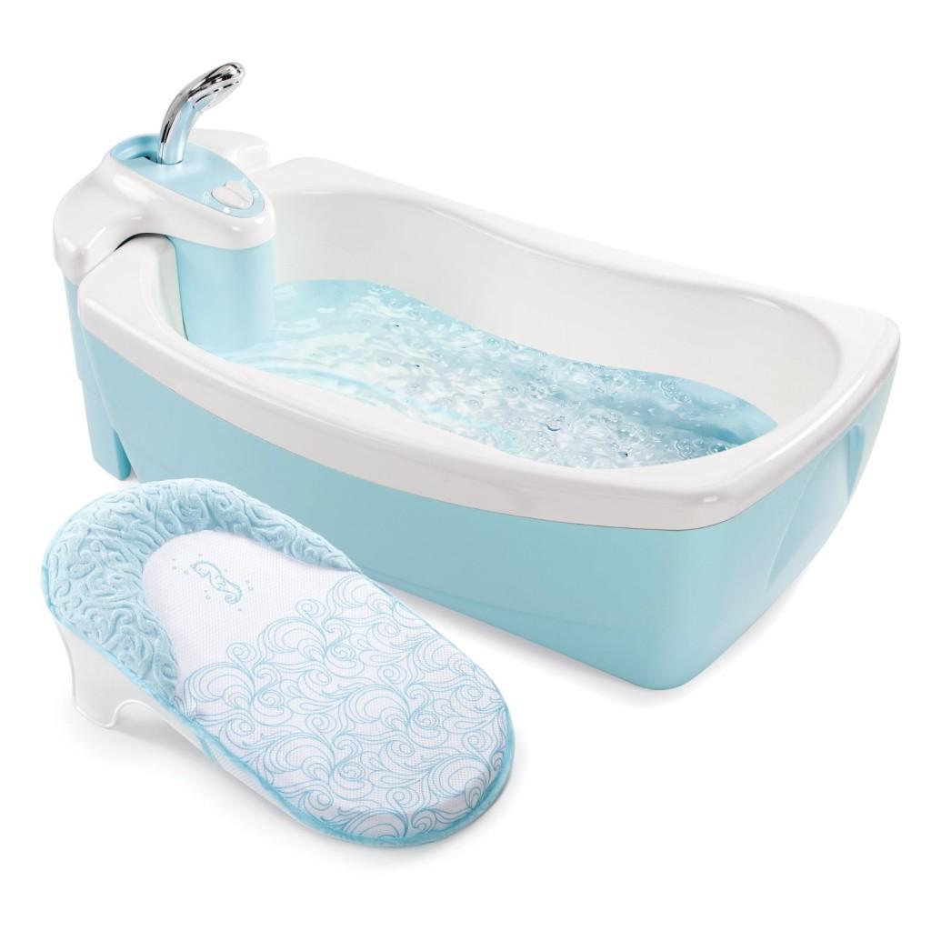 Banheira Luxo - Azul
