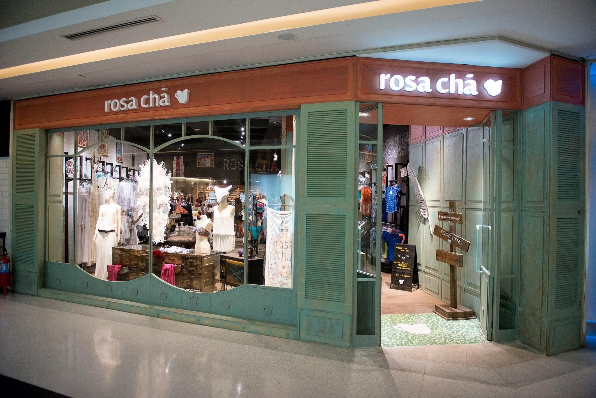 b2a7498ecf Inauguração Rosa Chá – Shopping Recife « Luxo Basiquinho